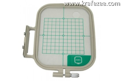 "Standard Embroidery Hoop for Brother NV950 NV980 (4"" x 4"")"