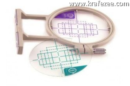 Small Embroidery Hoop for Brother NV750