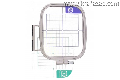 Medium Embroidery Hoop for Brother NV750