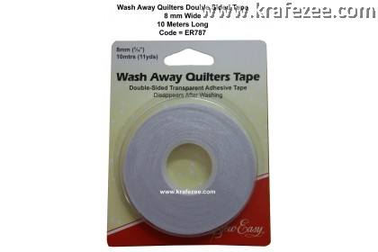 HEMLINE Wash Away Quilters Tape