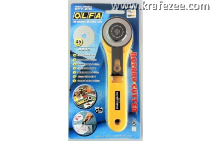 45 mm OLFA Rotary Cutter