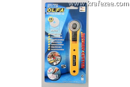 28 mm OLFA Rotary Cutter