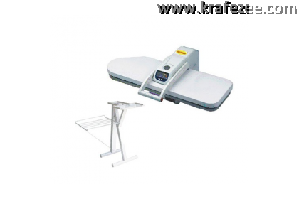 OKURMA Steam Press Iron with Stand