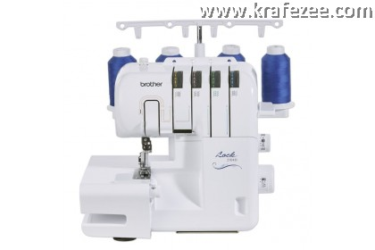 Mesin Jahit Tepi Brother 2104d Overlock Serger