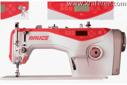 Computerized Industry IP Sewing Machine Bruce RA4
