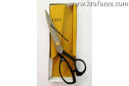 Gunting Kain (Tailor's Shear) CEO 10""