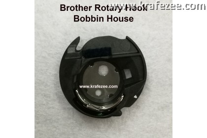 Rumah Sekoci Bobbin House for Brother Computerized Sewing Machines