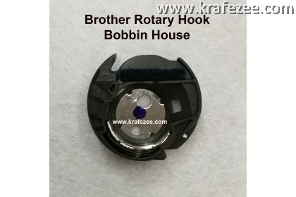 Rumah Sekoci Bobbin House for Brother NV750E Embroidery Machine
