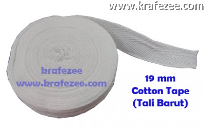 Cotton Tape 19 mm