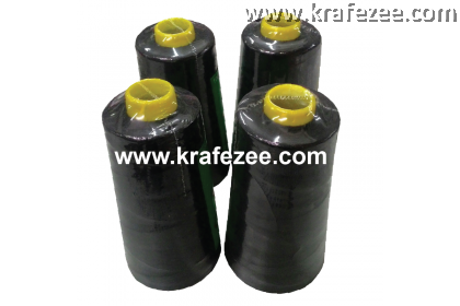 Black Sewing Thread 3000m