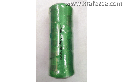 Nylon Twine Thread for Shoes, Canvas (No. 9) - Green