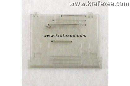 Bobbin Cover Slide Plate for Brother Mechanical Sewing Machine