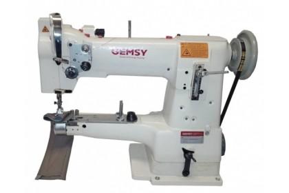 GEMSY 335a Cyclinder Bed Walking Foot Sewing Machine