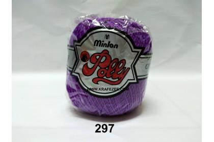 Benang Kait Minlon Polly (297) Knitting Yarns