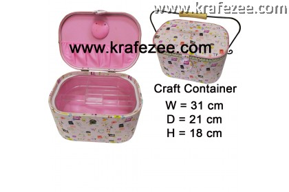 Cute Craft Container
