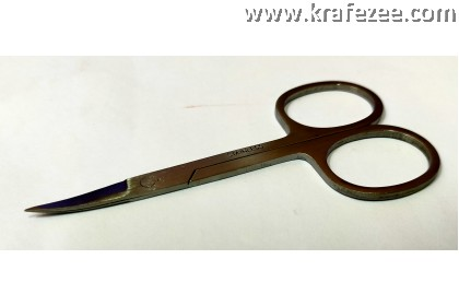 """3.5"""" Curved Embroidery Scissor"""