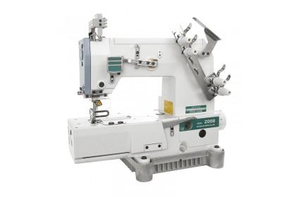 SIRUBA Z008 Picot Chainstitch Eyelash Sewing Machine