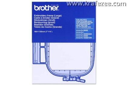 Brother Frame Embroidery 180 X 130mm