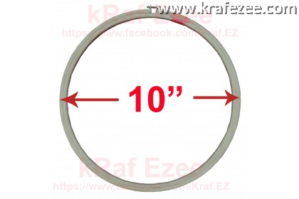 """High Quality 5-ply embroidery hoop 10"""" (25.4 cm)"""