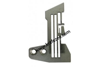 Needle Plate Overlock Gemsy 7724E