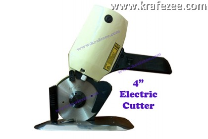 4 Inches Electric Cloth Cutter