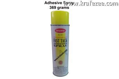 SPrayway Adhesive Spray (369 grams)