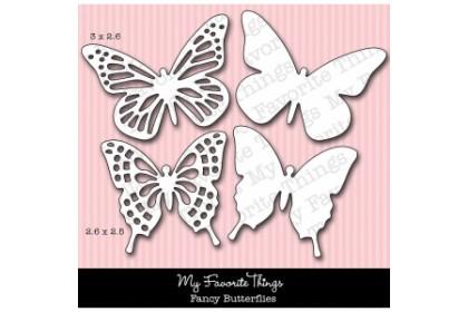 MFT0015 - MFT Die-namics MPD Fancy Butterflies