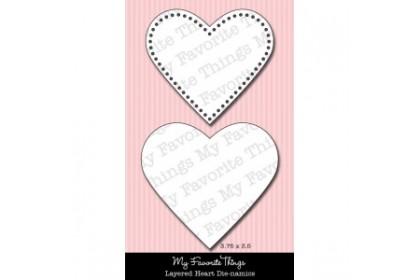 MFT0004 - MFT Die-namics Layered Hearts
