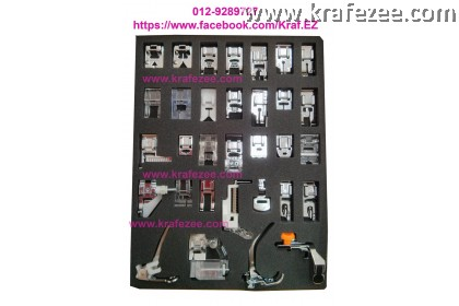 Set 32 Sewing Machine Foot