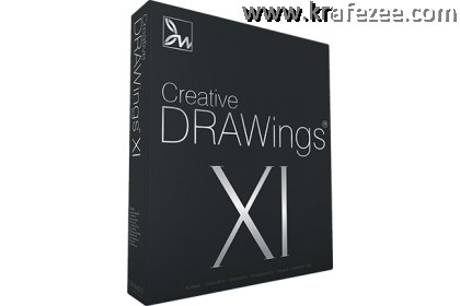 Creative Drawing XI Embroidery Software