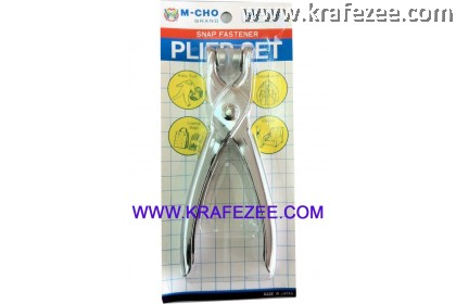Metal Snap Button Fastener Plier