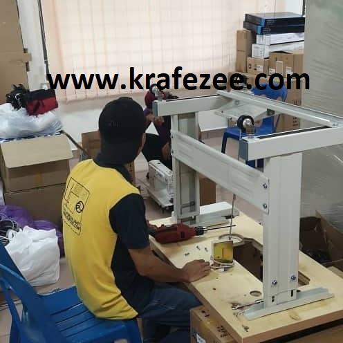 technician baiki  repair mesin jahit industri
