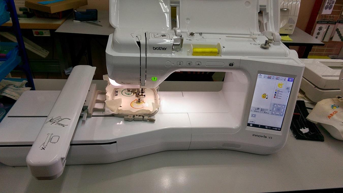 Brother Innovis V3 Embroidery Machine Dealer In Selangor